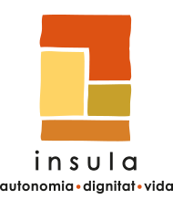 Logo Insula amb claim