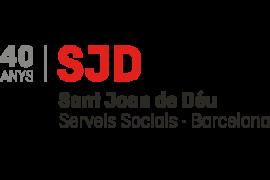 Logo Sant Joan Déu. 40 anys 2019